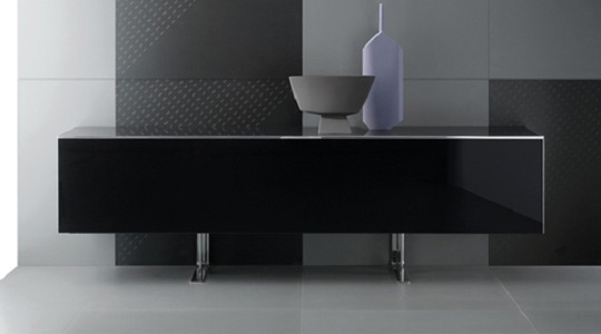 Credenza Moderna Sottile : Studio m design :: i nostri prodotti